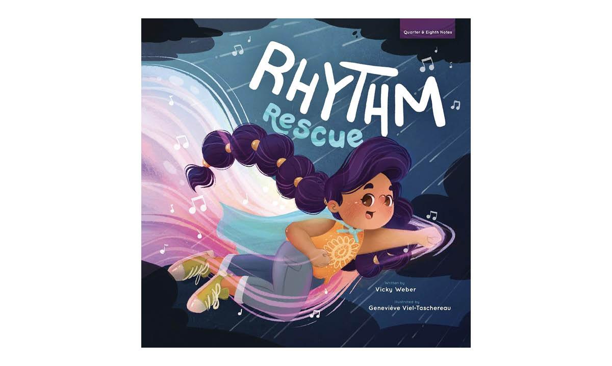 Vicky Weber - Rhythm Rescue