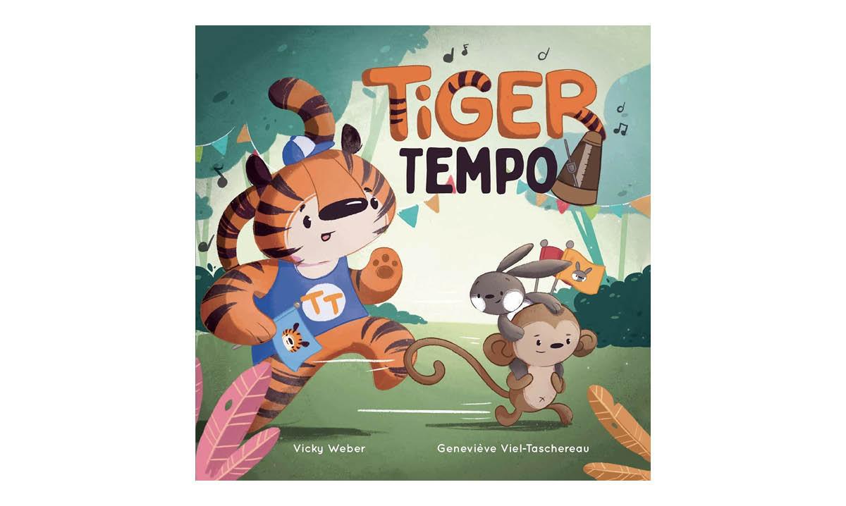 Vicky Weber - Tiger Tempo