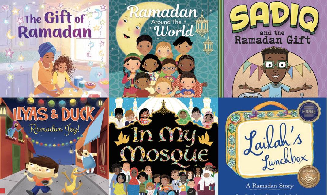Kids' Books About Ramadan