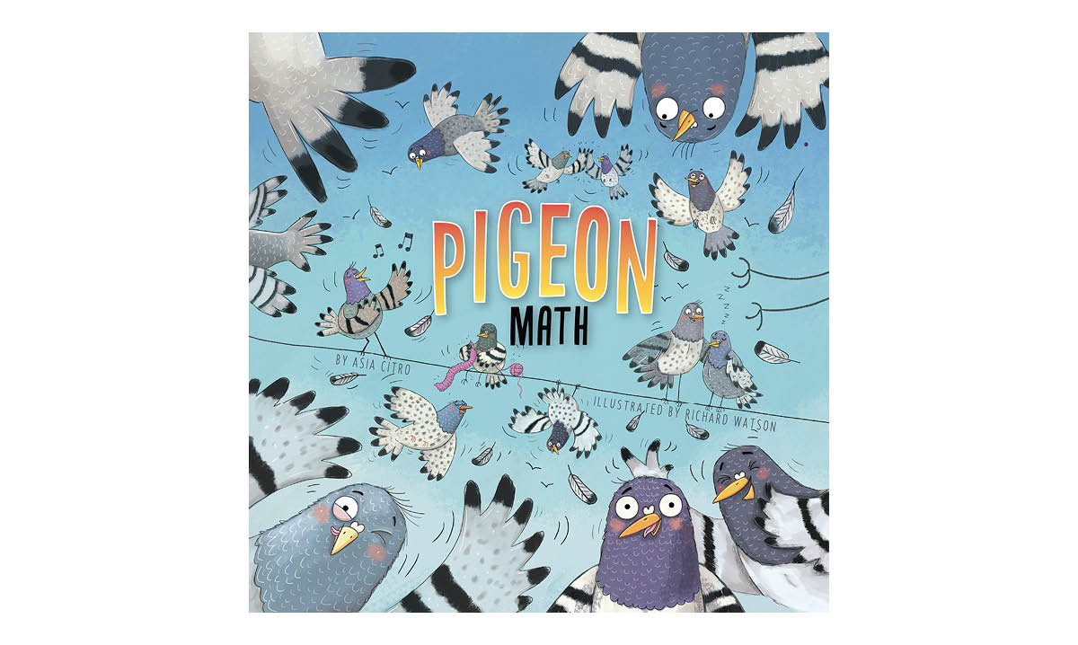 Math books for kids